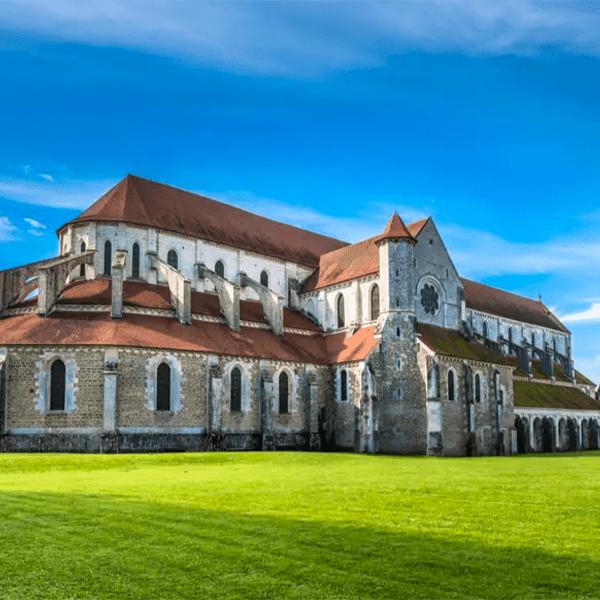 Abbaye Pontigny